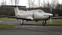 LX-JFM - Jetfly Aviation Pilatus PC-12 aircraft
