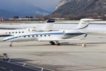 OE-IZI - Tyrolean Jet Service Gulfstream Aerospace G-V, G-V-SP, G500, G550