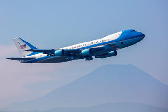 82-8000 - USA - Government Boeing VC-25A