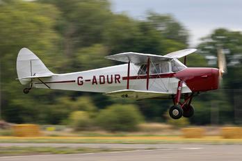 G-ADUR - Private de Havilland DH. 87 Hornet Moth