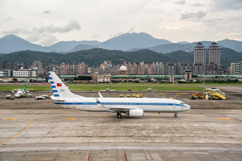 3701 - Taiwan - Air Force Boeing 737-800