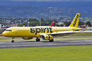 Spirit Airlines Airbus A321 N670NK at San Jose - Juan Santamaría Intl airport