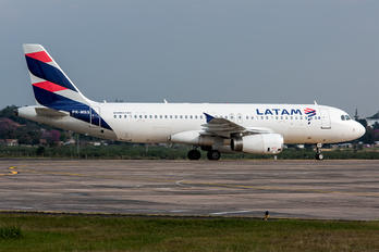 PR-MBS - TAM Airbus A320