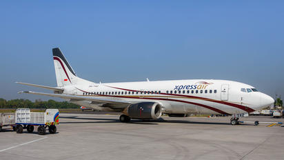 PK-TXZ - Xpressair Boeing 737-300