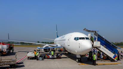 9V-MGL - SilkAir Boeing 737-800