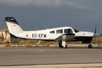 EC-EFM - Private Piper PA-28R Arrow /  RT Turbo Arrow