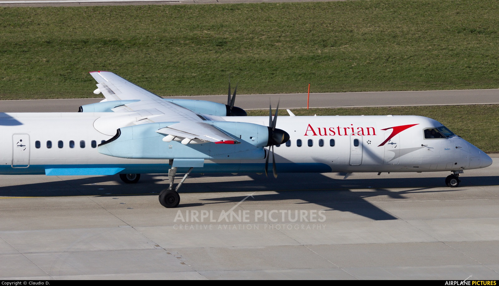 Austrian Airlines/Arrows/Tyrolean OE-LGJ aircraft at Zurich