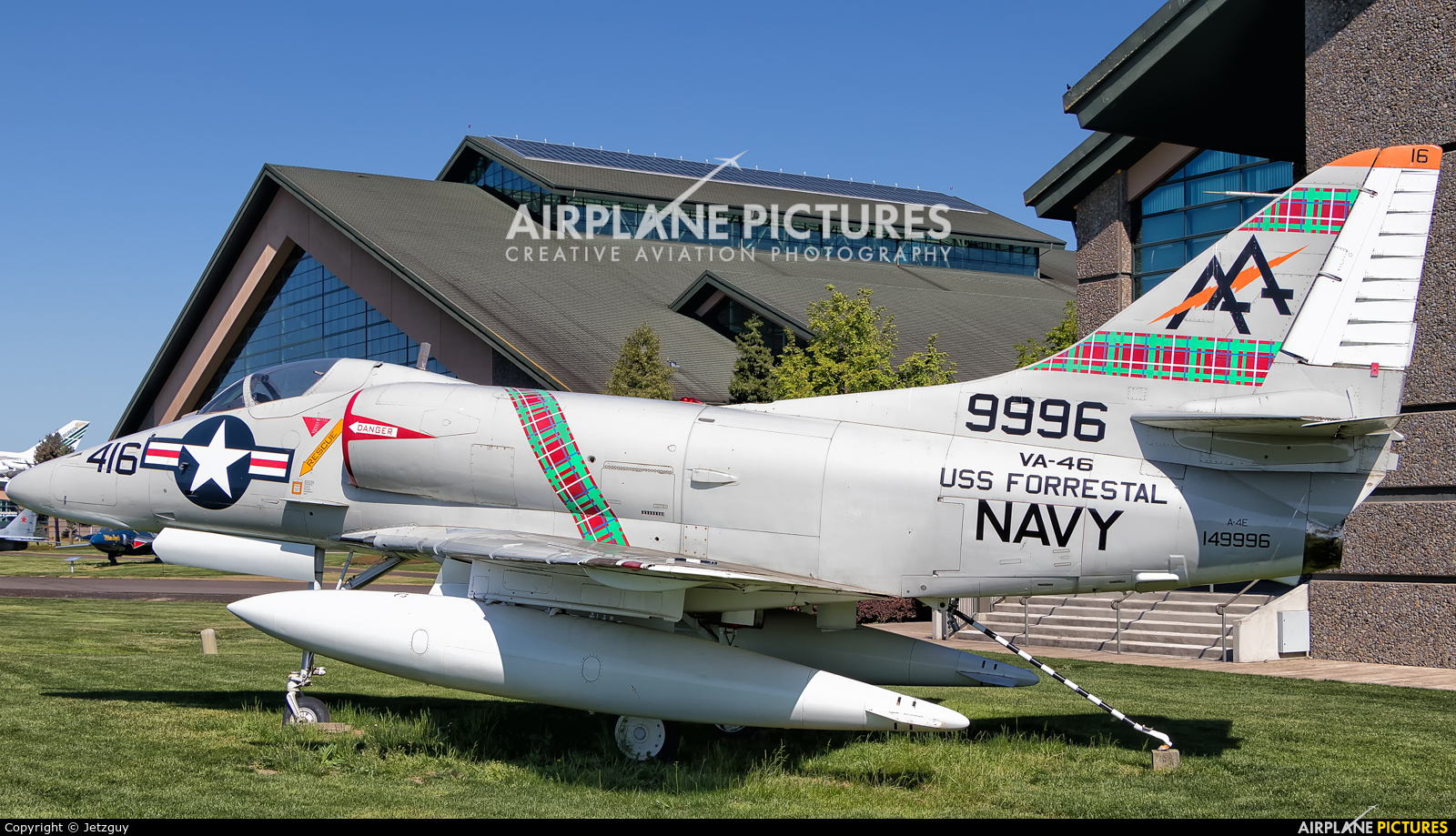 USA - Navy 149996 aircraft at McMinnville - Evergreen Aviation & Space Museum