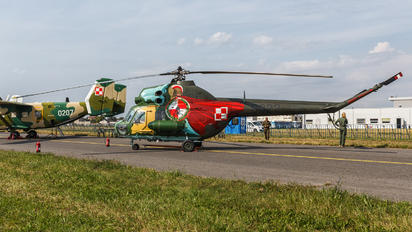 6922 - Poland - Air Force Mil Mi-2