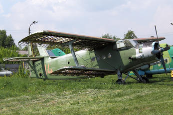 14 RED - Russia - Air Force Antonov An-2