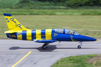 YL-KSL - Baltic Bees Jet Team Aero L-39C Albatros
