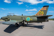 32606 - Swedish Air Force Historic Flight SAAB J 32 Lansen aircraft