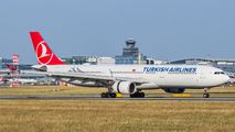 TC-JOK - Turkish Airlines Airbus A330-300 aircraft