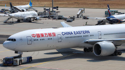 B-2025 - China Eastern Airlines Boeing 777-300ER