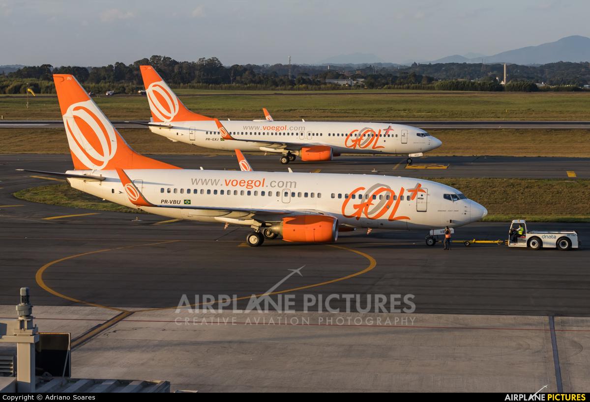 - Airport Overview - aircraft at Curitiba -  Afonso Pena