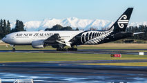ZK-OKB - Air New Zealand Boeing 777-200ER aircraft