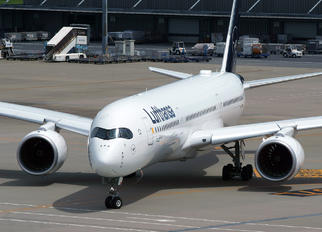 D-AIXI - Lufthansa Airbus A350-900