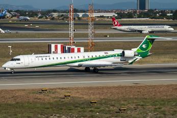 YI-AQE - Iraqi Airways Bombardier CRJ-900NextGen