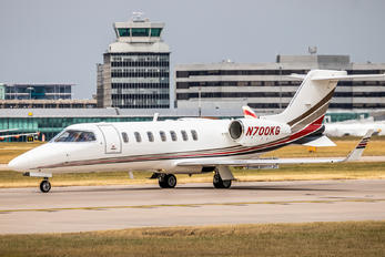 N700KG - Private Learjet 40