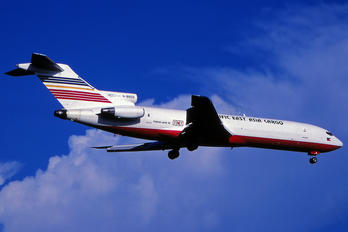 N6809 - Pacific East Asia Cargo Boeing 727-200F