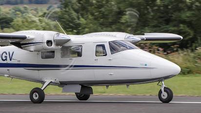G-PDGV - Private Vulcanair P68C