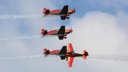 RJF-02 - Royal Jordanian Falcons Extra 300