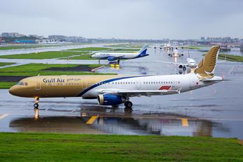 A9C-CB - Gulf Air Airbus A321