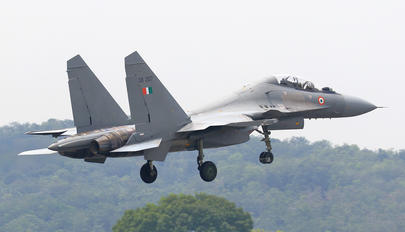 SB307 - India - Air Force Sukhoi Su-30MKI