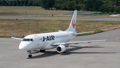 JA222J - J-Air Embraer ERJ-170 (170-100)