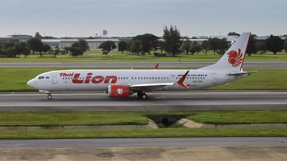 HS-LSH - Thai Lion Air Boeing 737-9 MAX