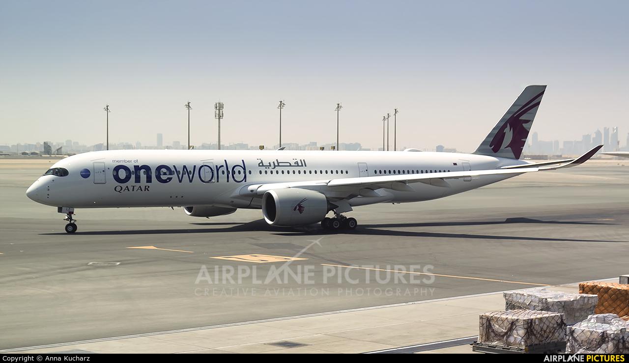 Qatar Airways A7-ALZ aircraft at New Doha