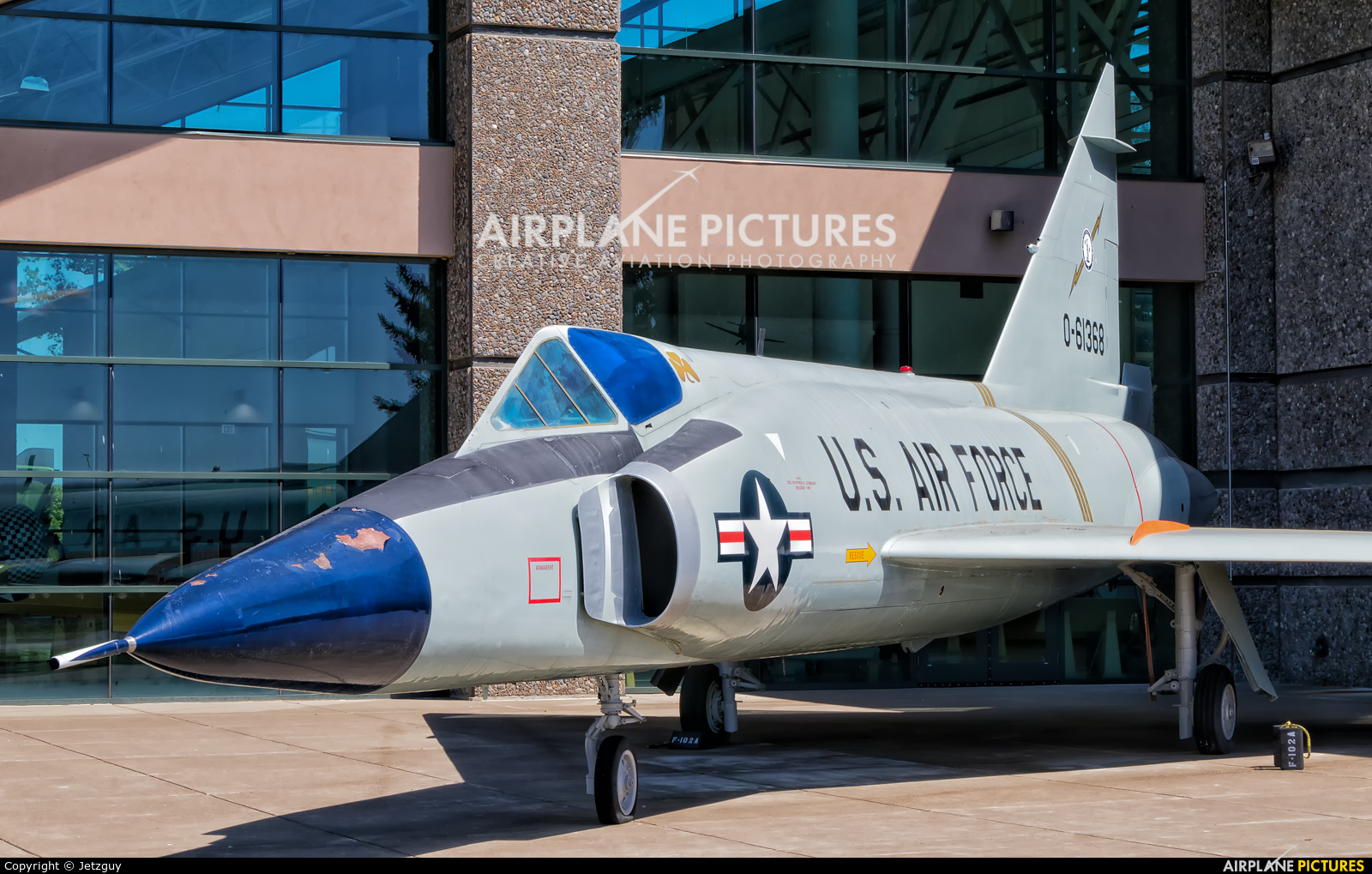 USA - Air Force 56-1368 aircraft at McMinnville - Evergreen Aviation & Space Museum