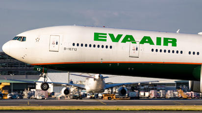 B-16712 - Eva Air Boeing 777-300ER