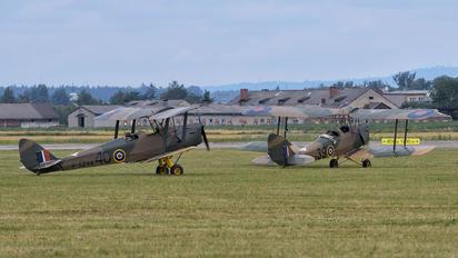 R-5246 - Private de Havilland DH. 82 Tiger Moth