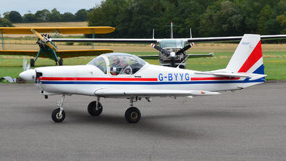 G-BYYG - Private Slingsby T.67A Firefly