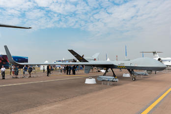 - - UK - Aeroplane & Armament Experimental Establishment General Atomics Aeronautical Systems MQ-9A Reaper
