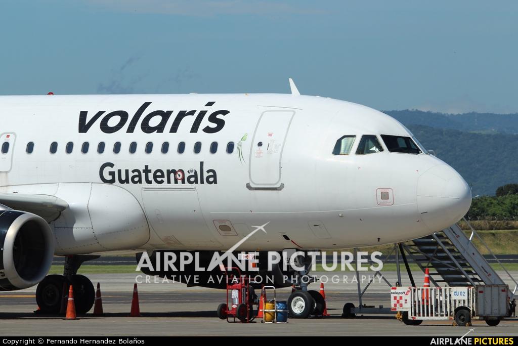 Volaris Costa Rica N504VL aircraft at San Jose - Juan Santamaría Intl