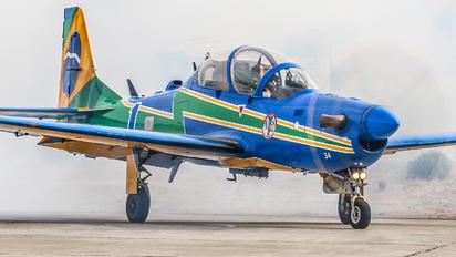 """FAB5734 - Brazil - Air Force """"Esquadrilha da Fumaça"""" Embraer EMB-314 Super Tucano A-29A"""