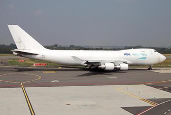 OE-IFD - ASL Airlines Belgium Boeing 747-400F, ERF