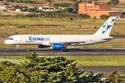 EC-KLD - Cygnus Air Boeing 757-200F aircraft