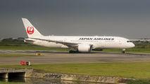 JA830J - JAL - Japan Airlines Boeing 787-8 Dreamliner aircraft