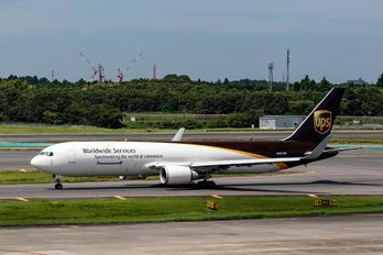 N357UP - UPS - United Parcel Service Boeing 767-300F