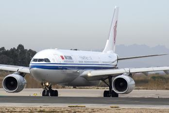 B-6533 - Air China Airbus A330-200