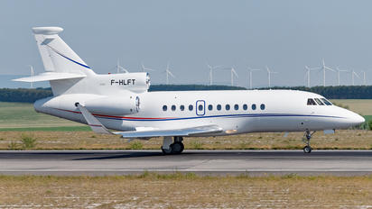 F-HLFT - Dassault Aviation Dassault Falcon 900 series