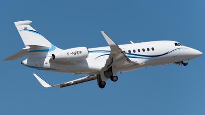 F-HFDP - Dassault Aviation Dassault Falcon 2000LX