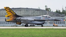 FA-116 - Belgium - Air Force General Dynamics F-16A Fighting Falcon aircraft