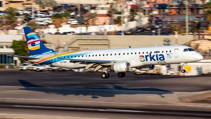 4X-EMC - Arkia Embraer ERJ-195 (190-200)
