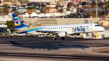 4X-EMC - Arkia Embraer ERJ-195 (190-200) aircraft