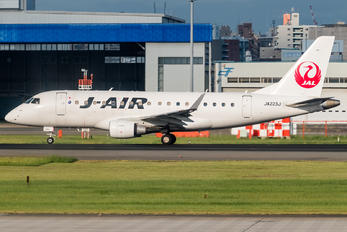 JA223J - J-Air Embraer ERJ-170 (170-100)