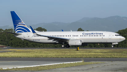 HP-1857CMP - Copa Airlines Boeing 737-800